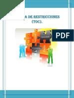 Teoría de Restricciones TOC - copia