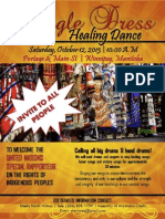 Jingle Dress Healing Dance- October 12, 2013