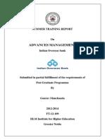 Gaurav Manchanda-FInal Report Sip