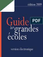 guide 2009 de grandes ecoles superieures du Maroc
