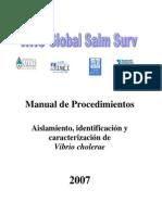 ManualVibrioCholeraeAislamientoyCaracterización
