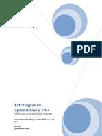 Estrategias de Aprendizaje y TICs