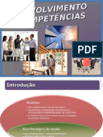 Seminário Desenvolvimento de Competências