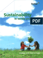 Sustainability Textile Processing