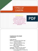 Types of Camera