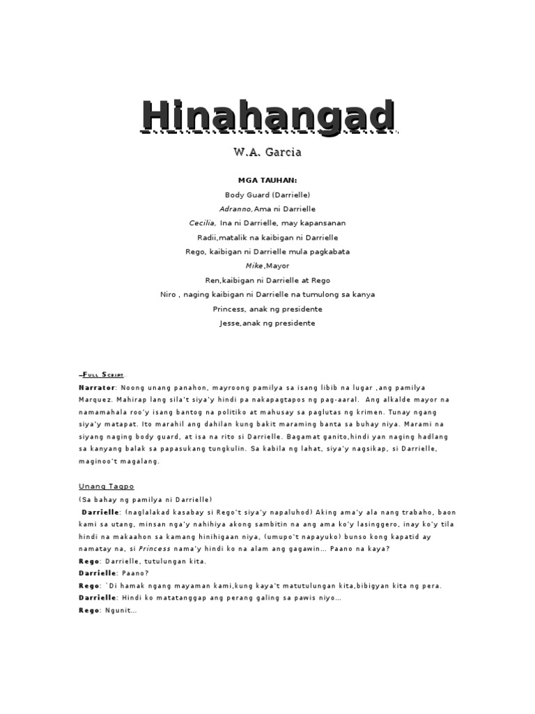halimbawa ng filipino research paper Free essays on halimbawa ng papel pananaliksik tungkol sa kahirapan tagalog for students use our papers to help you with yours 1 - 30.