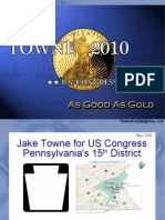 Jake Towne for Us Congress Pa-15 Principles Only (May 2009) Rev 1b