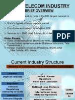 Indian Telecom Presentation