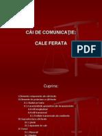 Cai de Comunicatie_cale Ferata