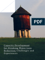 Capacity Development and Water Efficiency