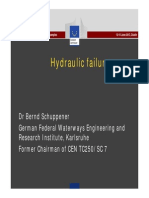 Eurocode Hydraulic Failure