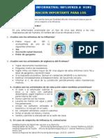 Cartilla Docentes Influenza[1]