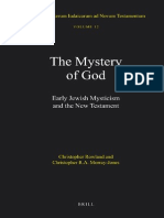 C. Rowland and C. R.A. Morray-Jones - The Mystery of God