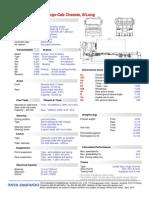 Spec Sheet 6x4 16ton Cargo C Cab S Long (K9LEF) 20130607 R02