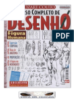 Curso Completo de Desenho - Volume 4