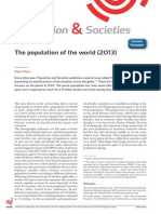 The Population of the World, 2013