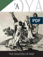 Goya Invitation