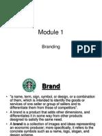 08aa1Module 1 Branding