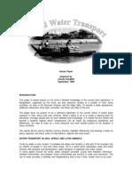 ISGT17 Inland Water Transport Palmer 1998