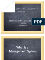 37725904 Integrated Management System