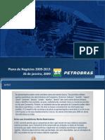 Estratégia corporativa da PETROBRAS 2009-2013