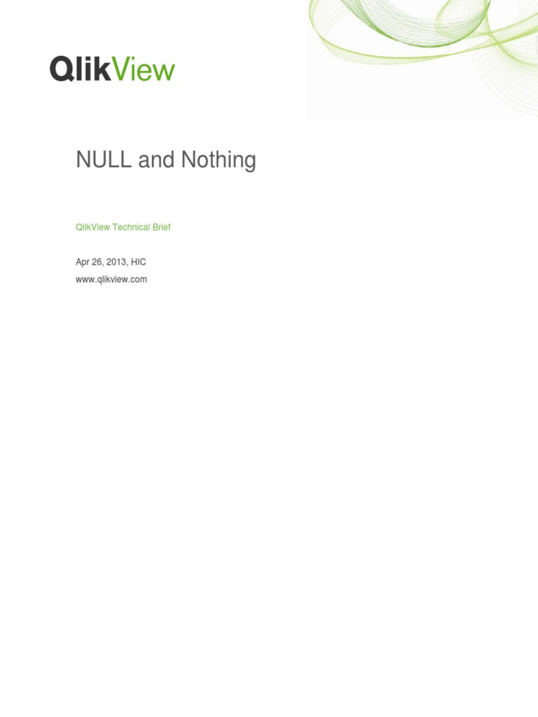 Null And Nothing Boolean Data Type Logic