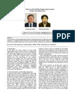 Recent Topics on Steel Bridge Engineering in Japan-Desian and Maintenance
