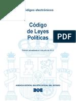 Codigo de Leyes Politicas