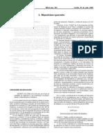 Decreto 416-2008 Bachillerato Andalucia