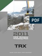 TRX Training Plan
