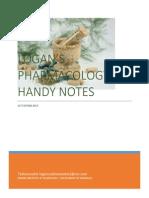 logan's pharmacology handy notes.pdf