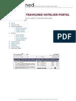 Travelmed Hotelier Panel Help V2