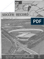 Victorian Soccer Record 1966 Feb 5