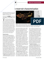 Seismic-Driven Reservoir Characterization