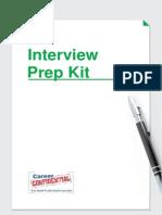 Interview Prep Kit