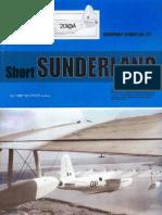 (Warpaint Series No.25) Short Sunderland