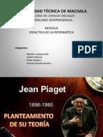 Cognitivismo de Jean Piaget