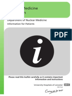 MIBG Scan (Nuclear Medicine)