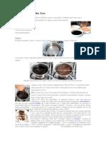 Como Fazer o Molho Tare