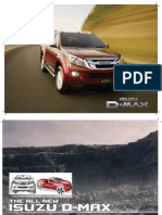 Isuzu D-Max Brochure