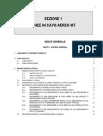 Guida Linee MT in Cavo Aereo - Ed 2 Ago 04