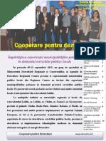 Buletin electronic al ADR Centru pentru luna septembrie