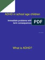 ADHD in School