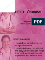 Hypo Thyroid is m