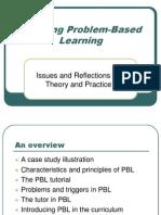 Applying Problem-Based Learning