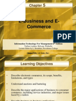 Chapter 4-5-6 - ECommerce - M- CommerEce