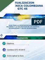 ACTUALIZACION GTC 45.ppt