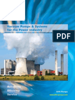 Vacuum Pumps and Systems for Power JJIndustry