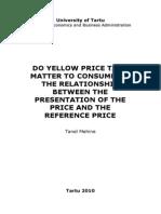 Consumer Behaviour Article