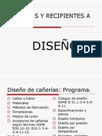 CAÑERÍAS Y RECIPIENTES A PRESIÓN.ppt